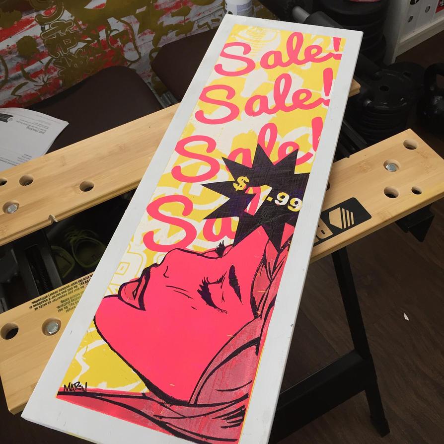 Sale! by DepartmentM