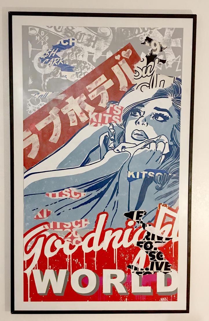Goodnight World by DepartmentM
