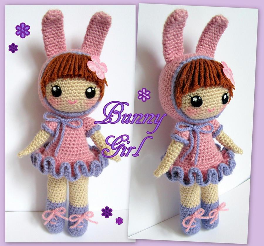 Ami Bunny Girl by annie-88