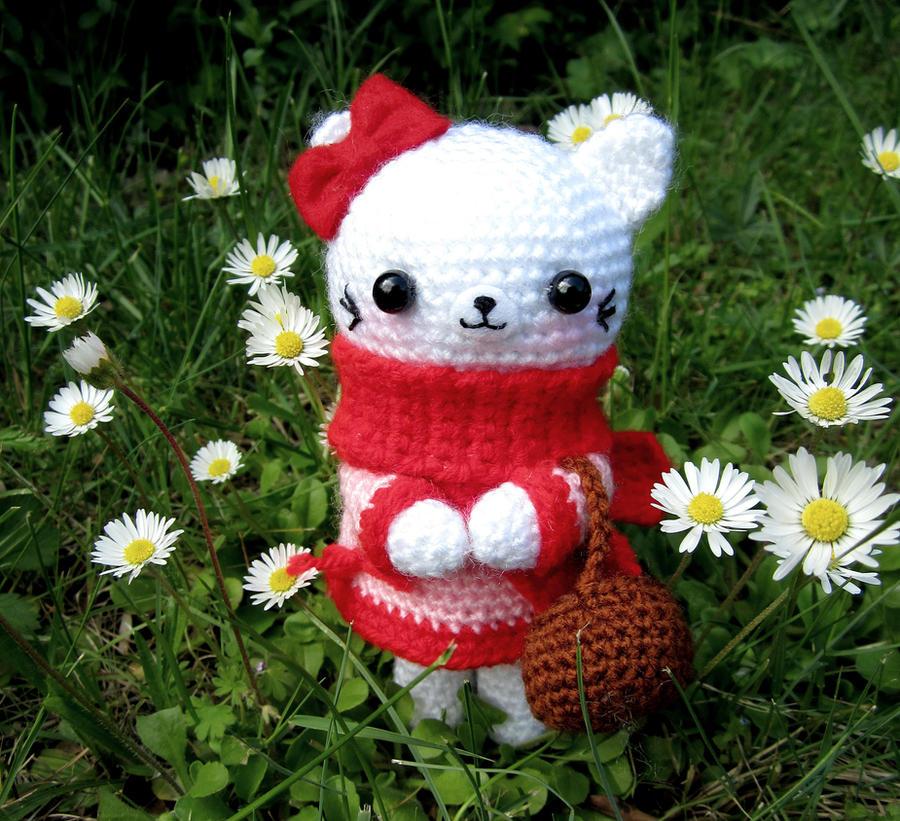 Kitten doll by annie-88