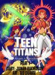 Teen Titans: Angels In Paradise Part 1 (Cover) by JuwanBuchanan