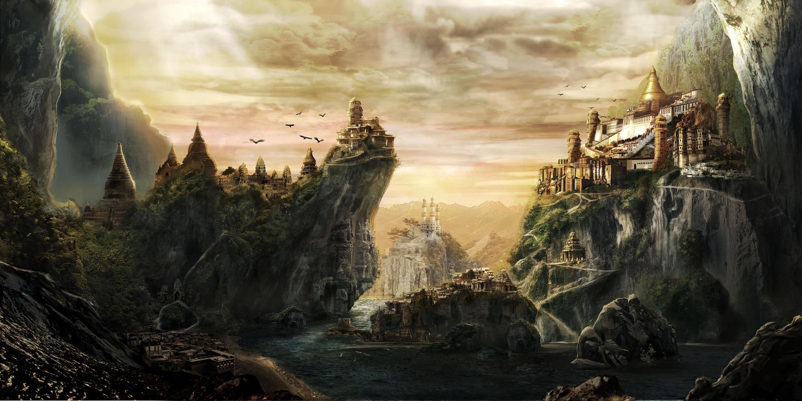 Indraprastha by nicholasgwee