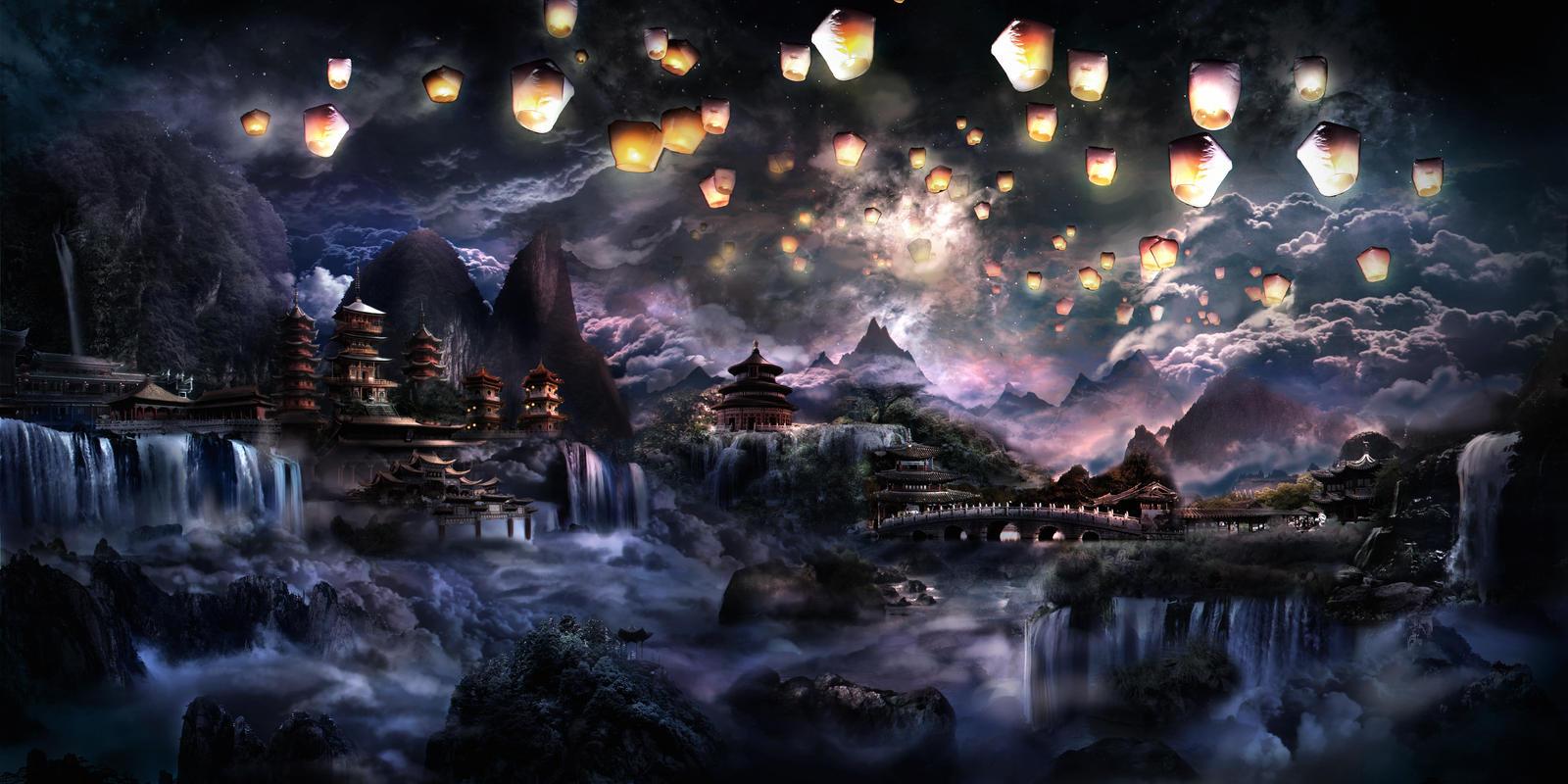 Landscape by nicholasgwee