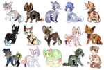 canine adopts [OPEN | PRICE REDUCED ]