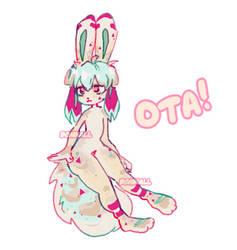 bunny ota open! by bomnall