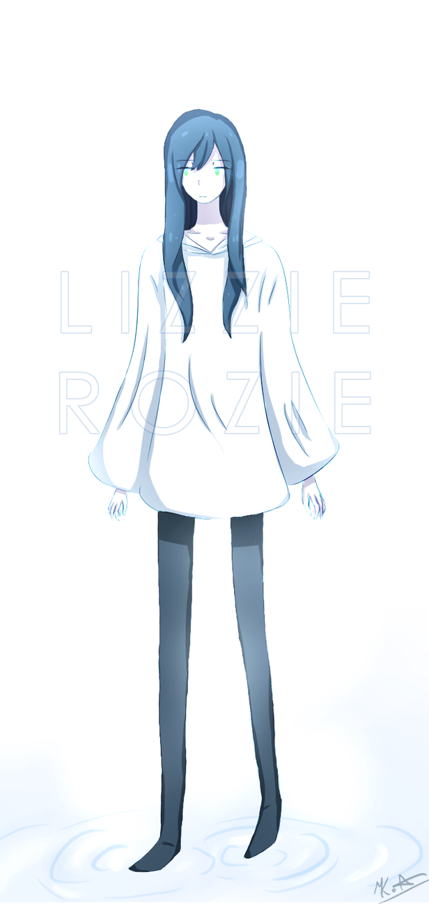 Water [SPEEDPAINT] by LizzieRozie