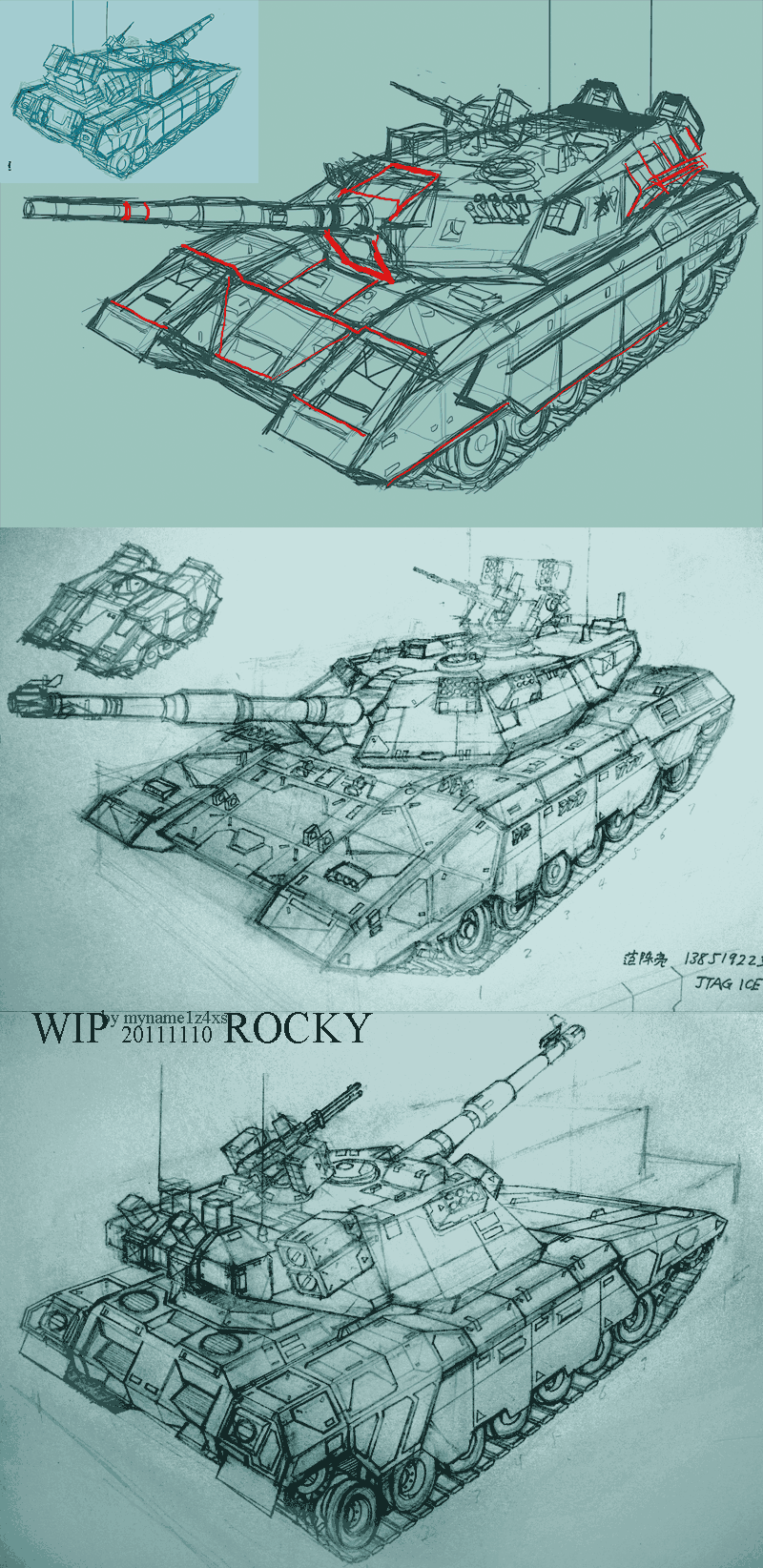WIP20111110A by 4-X-S