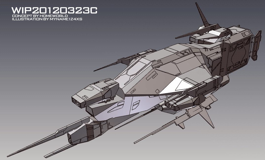 WIP20120323C by 4-X-S