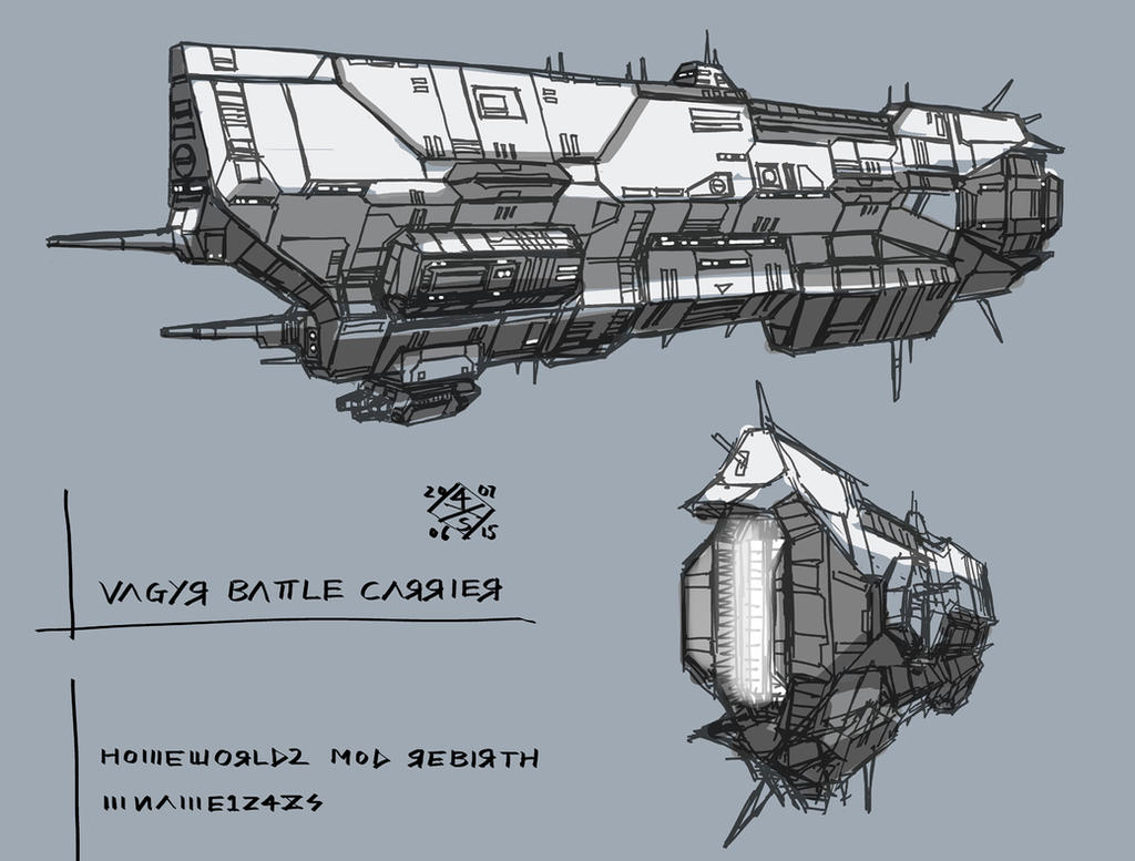 Spaceship Warship Diagram - Block And Schematic Diagrams •