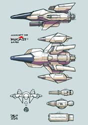 Hucast STG concept by 4-X-S