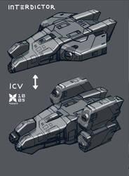 Interdictor / ICV by 4-X-S