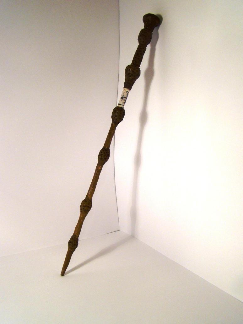 The elder wand by discoveringartworld on deviantart for Elder wand harry potter world