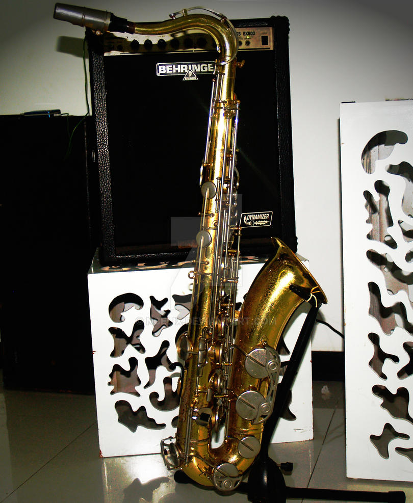 sax by Ncelix