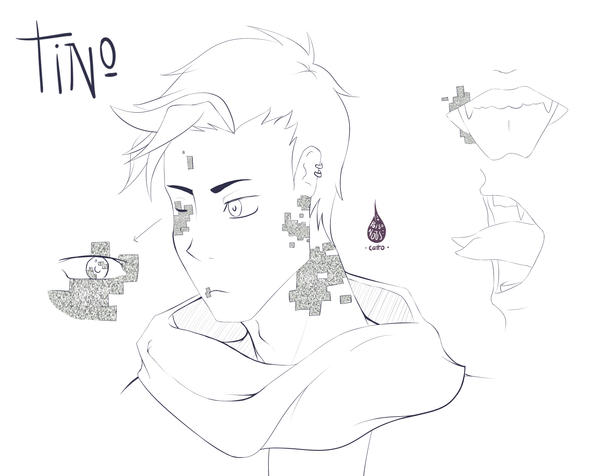Challenge 4 AAC: Tino [Concept] by catoriizart