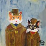 Cadet Kitties