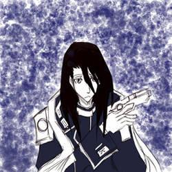 byakuya doodle by sickigirl2 by Byakuya-sweetly-Club