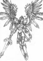 Akroma, Angel of Wrath by Shin-Shun-Goku-Satsu