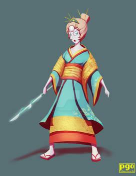 Geisha Pearl