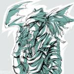 Mordecai and his BFF