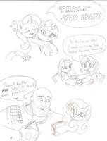 Pony Doodles Round 2 by Joey-Darkmeat