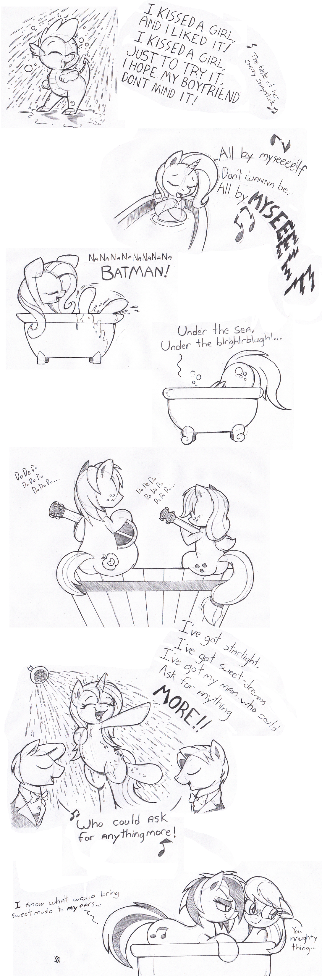Shower Power by Joey-Darkmeat