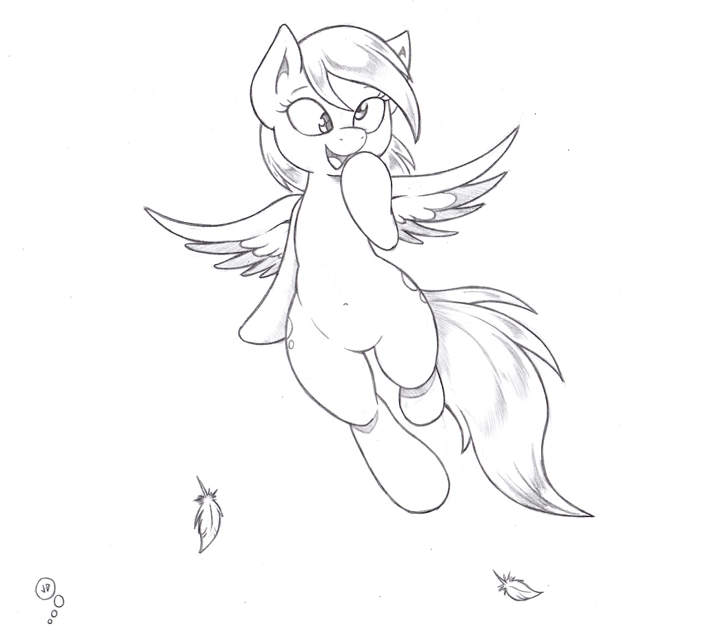 Pony image thread page 27 for Derpy hooves coloring pages