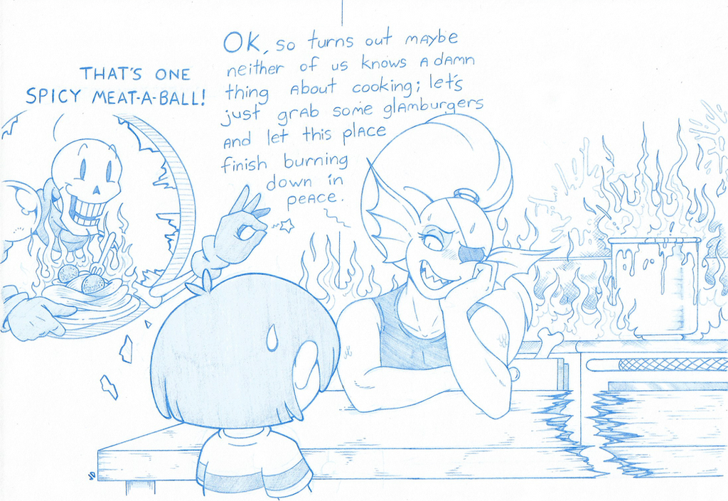 Home Cooking by Joey-Darkmeat