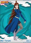 Mei Terumi [Naruto Way of the Ninja]