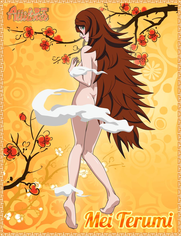 Mei Terumi [Sexy Ninja] by David-Y-F