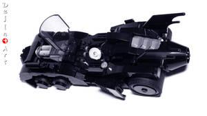 LEGO MOC Six Wheel Batmobile 06