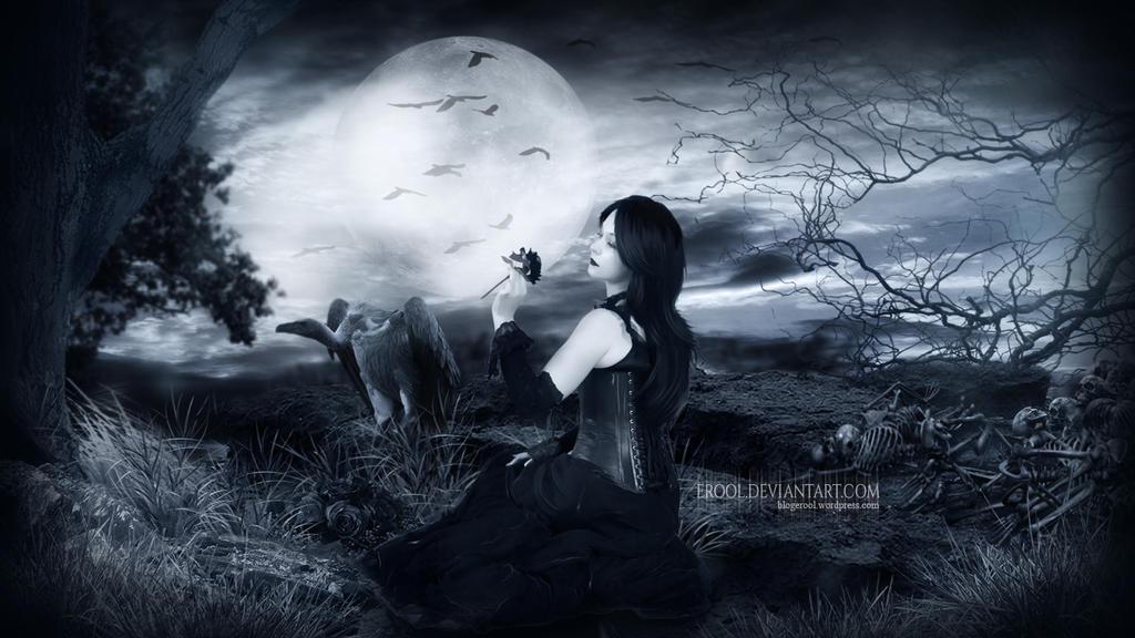 Dark Night by erool