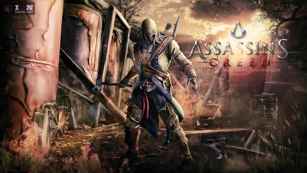 Assasin Creed 1 by erool