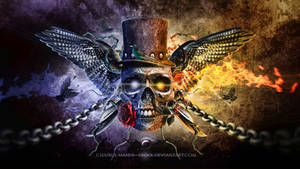 the skull by erool