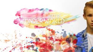 Wonderworld-lerrel Single-Wallpaper| Release soon