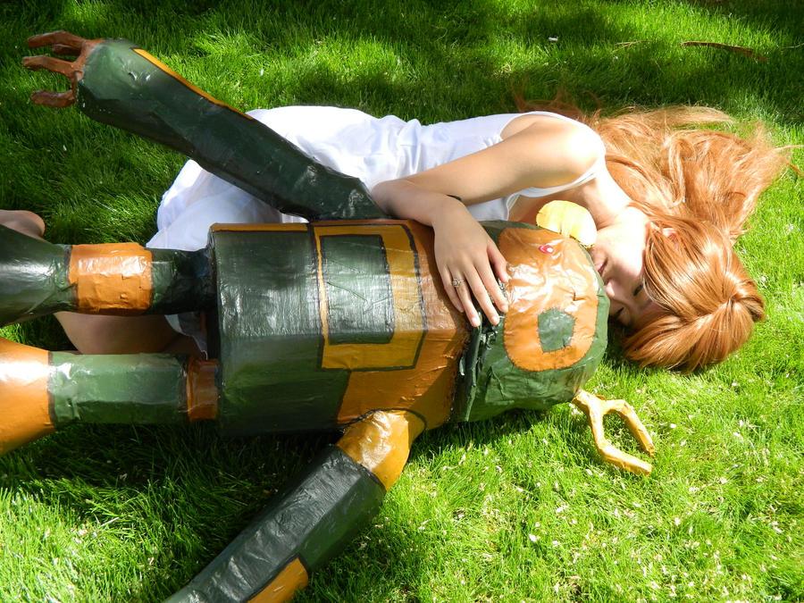 clannad ushio and robot - photo #7