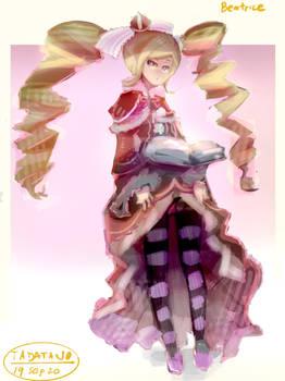 Beatrice color