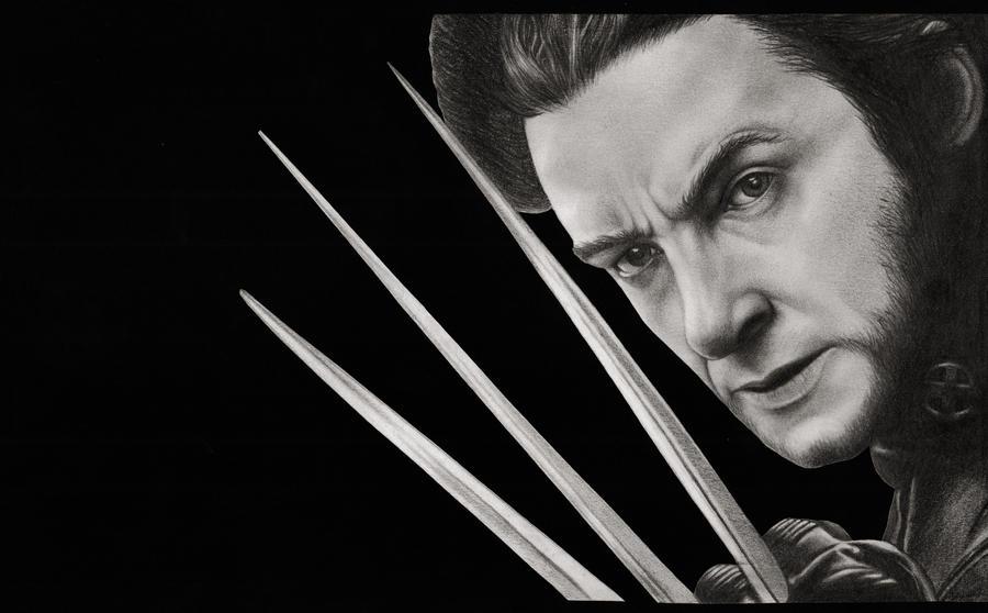 Wolverine by JodieLeader