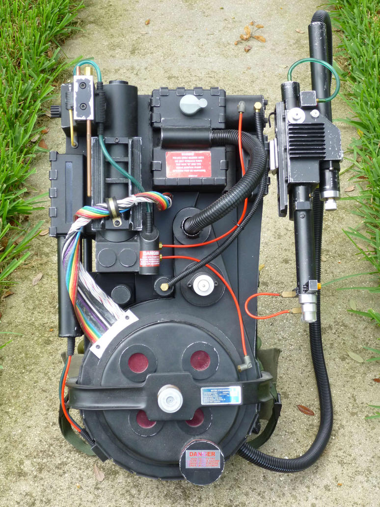Proton Pack By Cpu64 On Deviantart