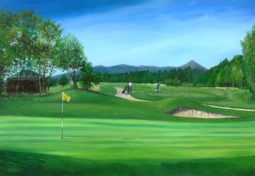 Golf Desktop