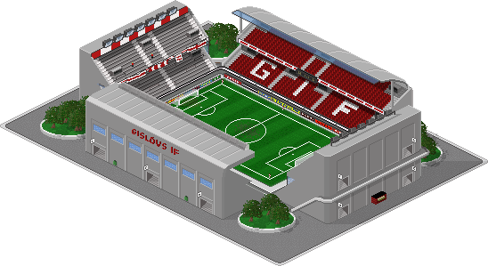 Gislovs IF Arena by andersson