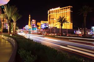 Vegas by night by mariusjellum