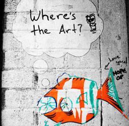 Where's the Art?