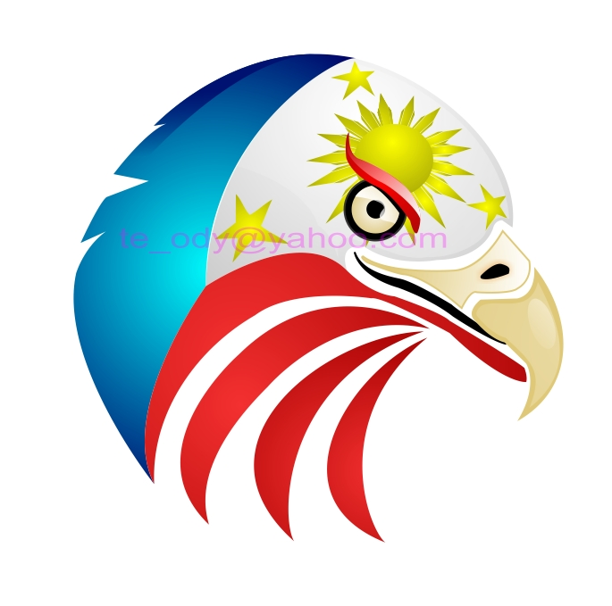 Philippine Eagle Logo Philippine eagle by chewdee