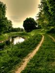 River path STOCK