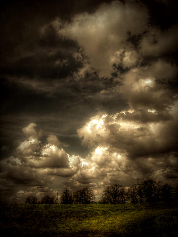 Storm brewing STOCK