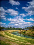 Stock:River,sky,clouds:Stock
