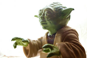 STOCK: Yoda by needanewname