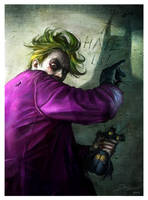 The Joker by albz77