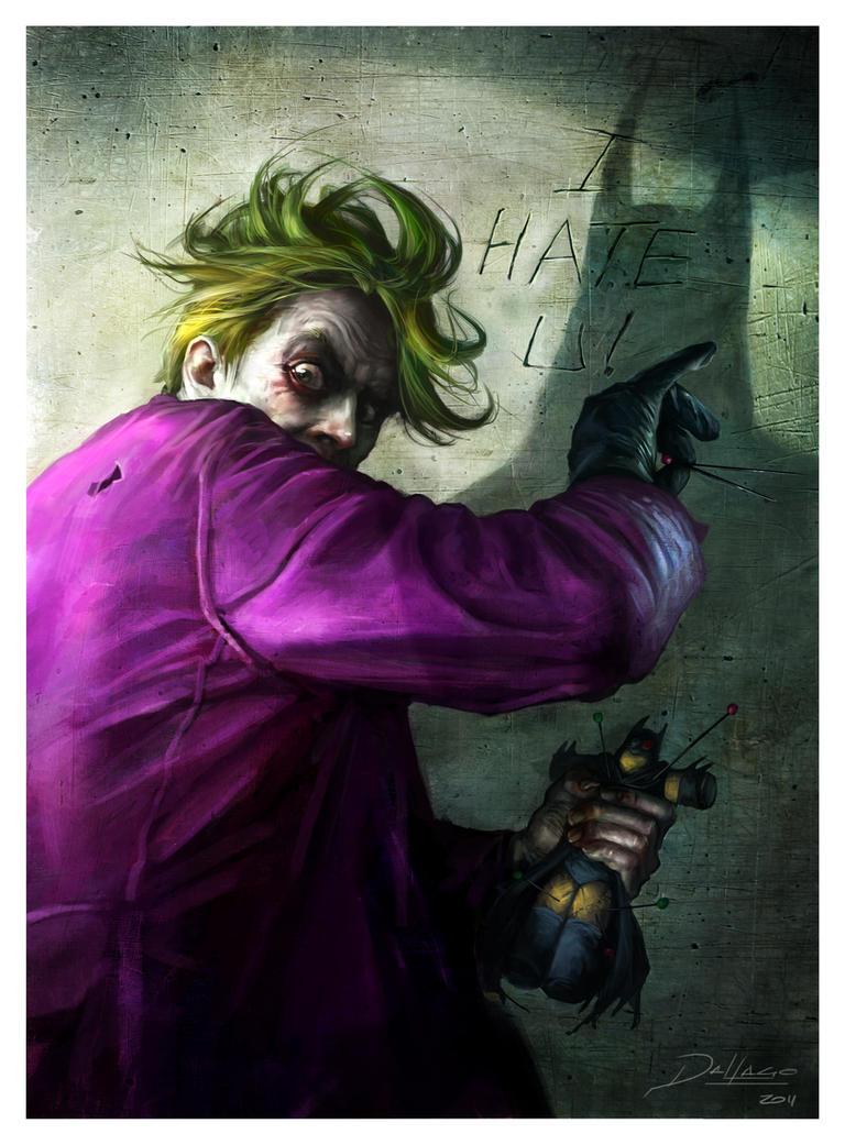The Joker by albz77