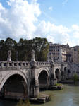 Ponte Sant'Angelo by sketches-lover